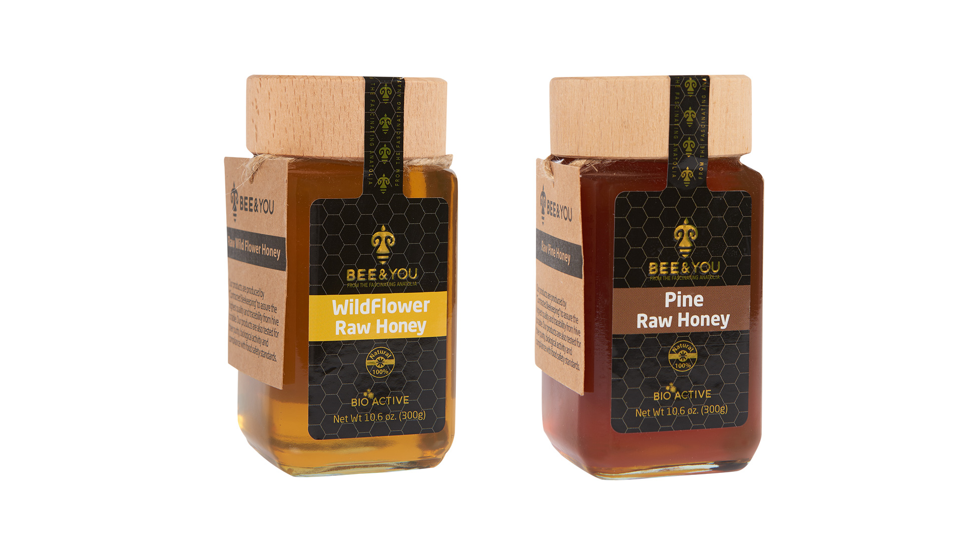 RAW<br>HONEY