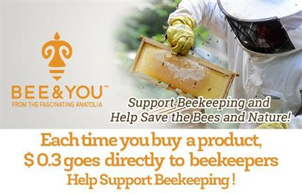 support beekeepers